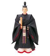 公卿 縫腋袍束帯